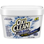 OxiClean White Revive Powder Laundry Stain Remover 3 Lb.