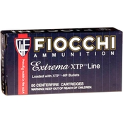 Fiocchi Extrema 9mm 115 Gr. XTP, 25 Rounds