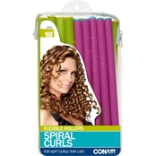Conair 18 Pk. Flexible Rollers