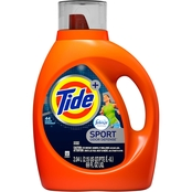 Tide Plus Febreze Sport Active Fresh Scent Liquid 69 oz.