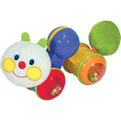 Melissa & Doug Press and Go Inchworm