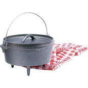 Texsport 4 Qt. Cast Iron Dutch Oven
