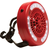 Texsport Mini Camp Fan/LED Light Combo