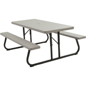 Lifetime Tables 6 ft. Folding Picnic Table