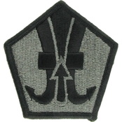 Army Unit Patch 7th Civil Support Command (ACU) Velcro