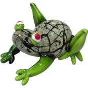 Dale Tiffany Gentle Frog Figurine