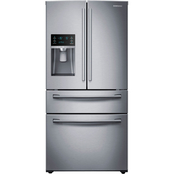 Samsung 28 Cu. Ft. 4 Door Refrigerator with FlexZone Drawer