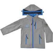 Trooper Clothing Little Boys Air Force Softshell Jacket