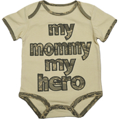 Trooper Clothing Infant Boys Air Force Bodysuit