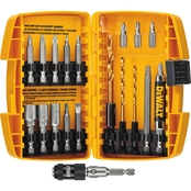 DeWalt 20 pc. Rapid Load Set