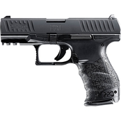 Walther PPQ M1 9mm 4 in. Barrel 15 Rnd 2 Mag Pistol Black