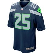 Nike NFL Seattle Seahawks Sherman Game Jersey