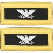 Army COL Chaplain Male Shoulder Straps