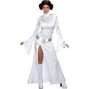 Rubie's Costume Co. Adult Sexy Princess Leia Secret Wishes Costume