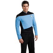 Rubie's Costume Adult Deluxe Star Trek Science Uniform Costume