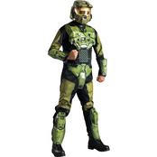 Rubie's Costume Adult Halo Deluxe Master Chief Costume