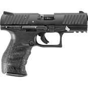 Walther PPQ M2 22 LR 4 in. Barrel 12 Rnd Pistol Black