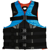 Stearns Infinity Series Abstract Wave Life Jacket, S/M