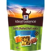 Hill's Ideal Balance Soft Baked Naturals with Duck and Pumpkin Dog Treats, 8 oz.