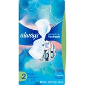 Always Infinity Super Pads with Wings 32 ct.