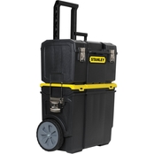 Stanley 3 in 1 Mobile Work Center