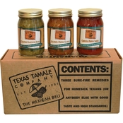Texas Tamale Company Texas Tamale 3 Sauce Kit
