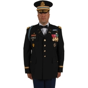 7a2588f0e87 Army Male Traditional Officer Jacket (ASU)