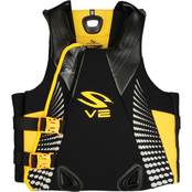 Stearns Men's V2 Series Neoprene Gold Rush Life Jacket, S