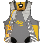 Stearns V2 Series Neoprene Gold Rush Life Jacket, M