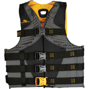 Stearns Infinity Series Gold Rush Life Jacket, S/M