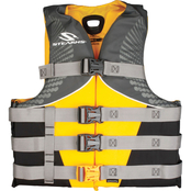 Stearns Infinity Series Gold Rush Life Jacket, L/XL