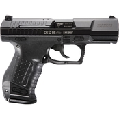 Walther P99 9mm 4 in. Barrel 15 Rnd 2 Mag Pistol Black