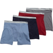 Fruit of the Loom Extended Leg Boxer Brief 5 pk.