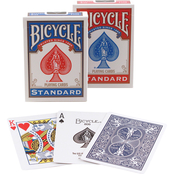 BICYCLE STANDARD INDEX CARDS (Colors May Vary)