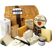 The Gourmet Market Luxurious Cheese Treasures