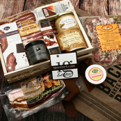 The Gourmet Market For The Bacon Lover Gift Crate