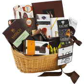 The Gourmet Market Chocolate Lover's Premier Gift Basket