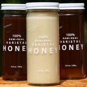 The Gourmet Market Bee Raw Honey Collection