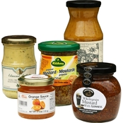 The Gourmet Market A World of Mustard Collection