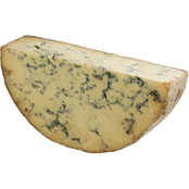 The Gourmet Market Royal Blue Stilton by Long Clawson - 2.5 lb. Half Moon Cut