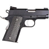 Magnum Research 1911U Undercover 45 ACP 3 in. Barrel 6 Rds 2-Mags Pistol Black