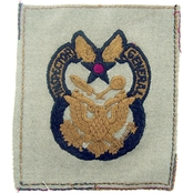 Air Force Inspector General Insignia Sew-On Badge (ABU)