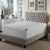 Behrens England 3 in. High-Loft Fiberbed Mattress Pad