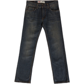 Levi's Boys 505 Regular Fit Jeans