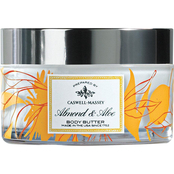 Caswell-Massey Almond and Aloe Body Butter 8 oz.