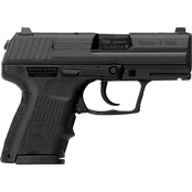 HK P2000SK 40 S&W 3.26 in. Barrel 9 Rds 2-Mags Pistol Black with LEM Trigger