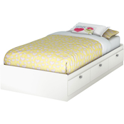 South Shore Spark Twin Mates Bed