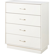 South Shore Logik Collection 4 Drawer Chest