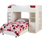 South Shore Logik Collection Loft Bed