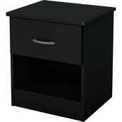South Shore Libra Nightstand with Drawer